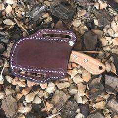 Cutela Gringa'S Western Wear com Bainha CUTELA-B01