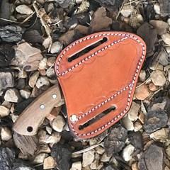 Faca Gringa'S Western Wear com Bainha FACA-B01-01