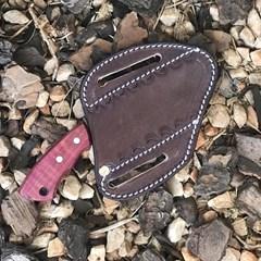 Faca Gringa'S Western Wear com Bainha FACA-B01-02