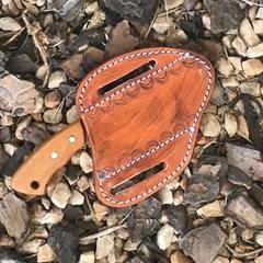 Faca Gringa'S Western Wear com Bainha FACA-B01-03