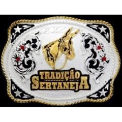 Fivela Master 598 - Tradição Sertaneja