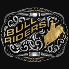 Fivela Sumetal Bull Riders 12108FJ