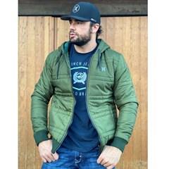 Jaqueta Hurley Verde 636693A