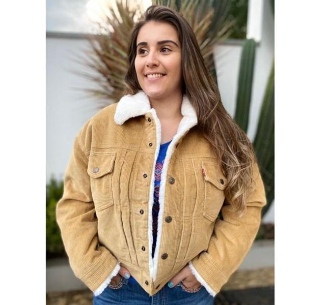 Jaqueta Levis feminina 227880000