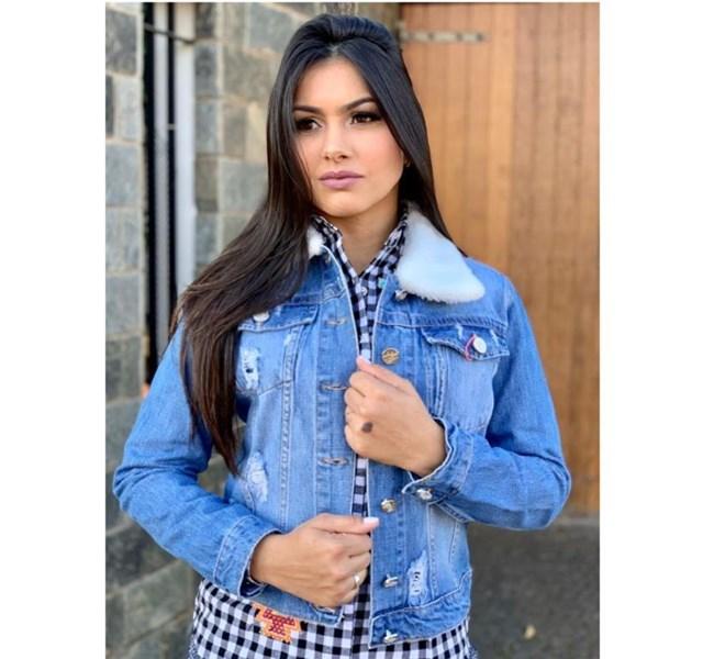 Jaqueta Miss Country Dallas 021