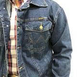 Jaqueta Wrangler Jeans Stone 9923DPW50