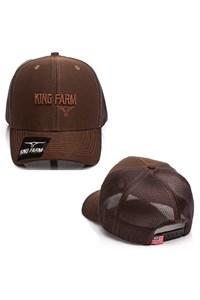 Kit c/ 3 Bonés King Farm 50-04/ 20-03/ 32-03