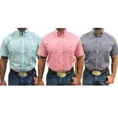 Kit com 3 Camisas Jacomo - CM-02/ CM-01/ CM-06