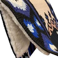 Manta Boots Horse Quadrada 6300