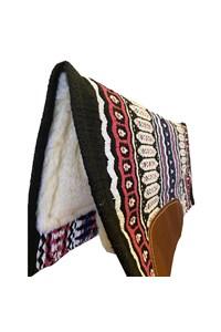 Manta Mustang Importada com Pelúcia Estampa Navajo 1216-MU