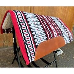 Manta Mustang Importada com Pelúcia Estampa Navajo 1216-UM