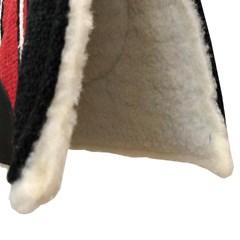 Manta Mustang Importada com Pelúcia Estampa Navajo 9955-MU