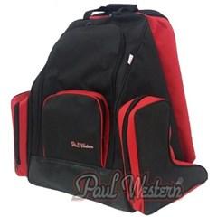 Mochila Paul Western p/ Tralha com Porta Botas MT02