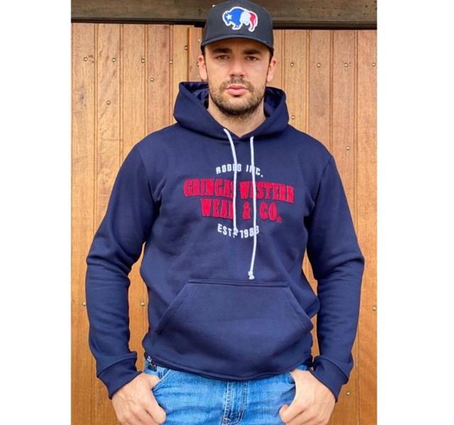 Moletom Gringa'S Western Wear 0120105