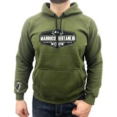 Moletom Marruco Verde Militar M0006