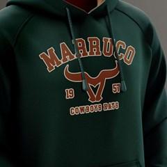 Moletom Marruco Verde Musgo M0034