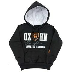 Moletom Ox Horns Infantil Preto 4038