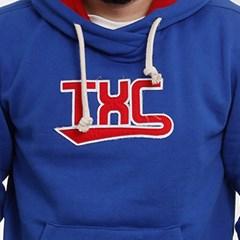 Moletom TXC Brand Azul Royal 3055