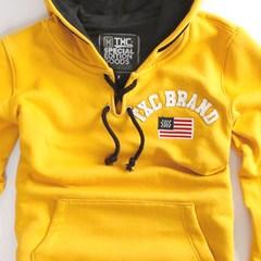 Moletom TXC Brand Feminino Amarelo 9000