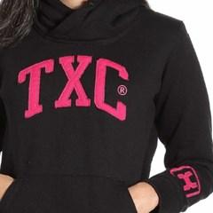 Moletom TXC Brand Feminino Preto 9016