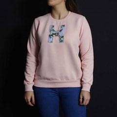 Moletom TXC Brand Feminino Rosa Bebê 9010