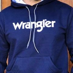 Moletom Wrangler Azul Marinho WM9502