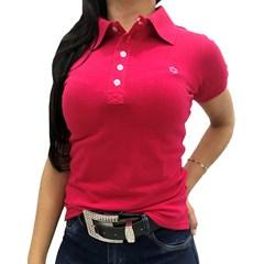 Polo Tuff Feminina Pink PL-1231