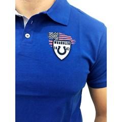 Polo Wrangler Azul Royal 71588C5B84