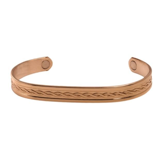 Pulseira Sabona Copper Rope Magnetic 5296