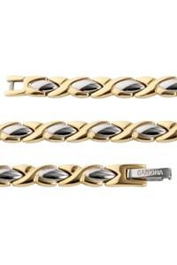 Pulseira Sabona Lady Executive Dress Gold Duet Magnetic 332