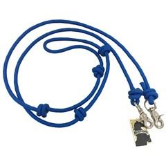 Rédea Mustang de Nylon Azul 8112
