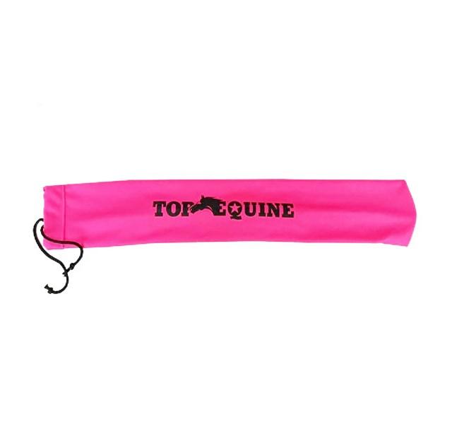 Saco Protetor para Rabo Top Equine Rosa Neon 13853