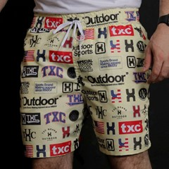 Shorts TXC Estampado 8081