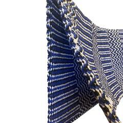 Sobremanta Mustang Estampa Navajo Bege/ Azul/ Preto 1422