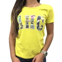 T-Shirt All Hunter Verde Limão/ Estampa 585
