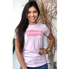 T-Shirt Levi's Rosa Bebê LB0010397