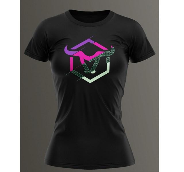 T-Shirt Marruco Preto CF0016