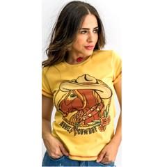 T-Shirt Miss Country Ambar 624