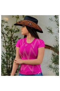 T-Shirt Miss Country Combate 693