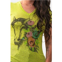 T-Shirt Miss Country Farm 519