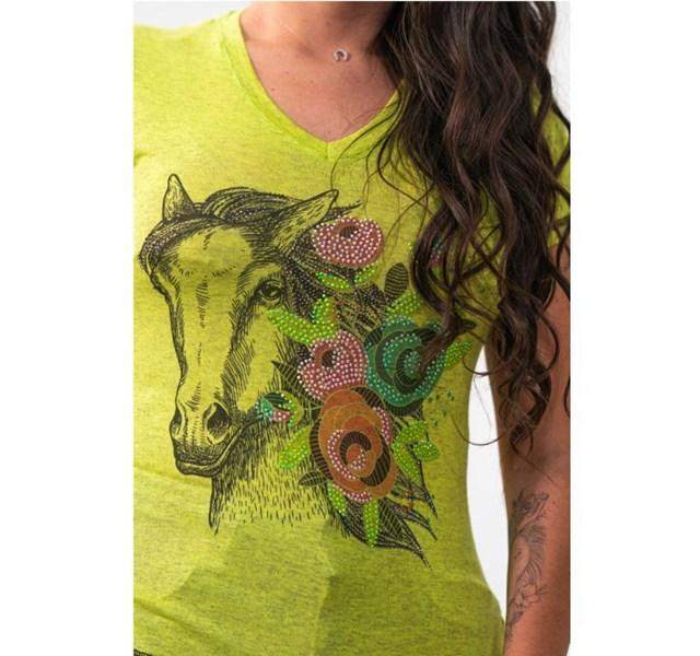 T-Shirt Miss Country Farm 519