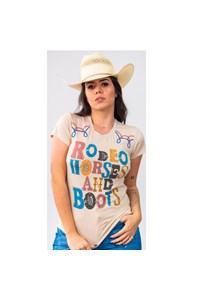 T-Shirt Miss Country Harley 510
