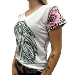 T-Shirt Miss Country Horse Navajo 335