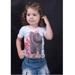 T-Shirt Miss Country Infantil Boots 334