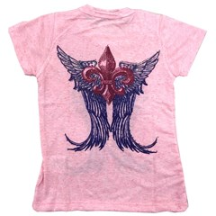 ... T-Shirt Miss Country Infantil California 375 ad3b8ec3cbc
