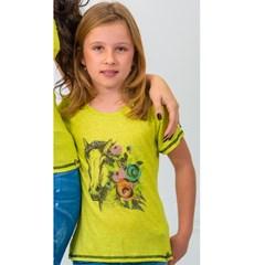 T-Shirt Miss Country Infantil Farm 520