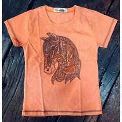 T-shirt Miss Country Infantil Sun 193