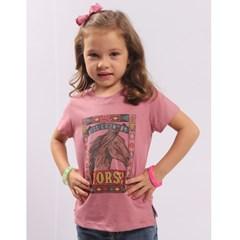 T-Shirt Miss Country Infantil Xerife 701