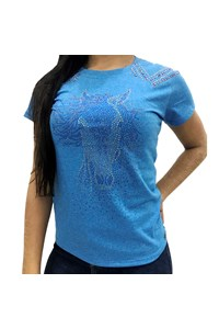 T-Shirt Miss Country Life 134