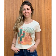 T-Shirt Miss Country Old West 716